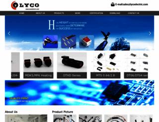 lycoelectric.com screenshot