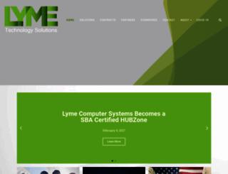 lyme.com screenshot