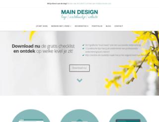 lynnemain.com screenshot