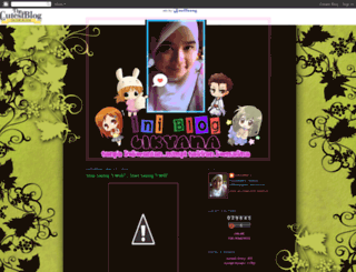 lynsyhira.blogspot.com screenshot