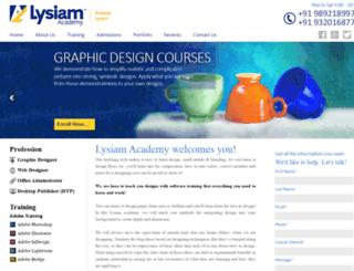 lysiam.com screenshot
