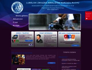 lzinr.lublin.pl screenshot