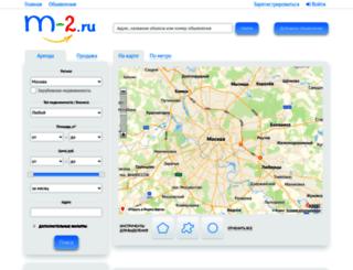 m-2.ru screenshot