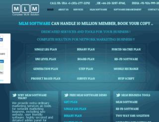 m-mlm.com screenshot