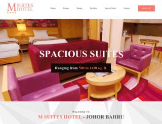 m-suites.com screenshot