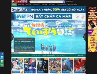 m.animetvn.com screenshot