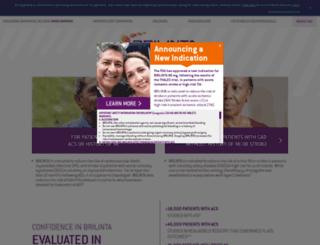 m.brilintatouchpoints.com screenshot