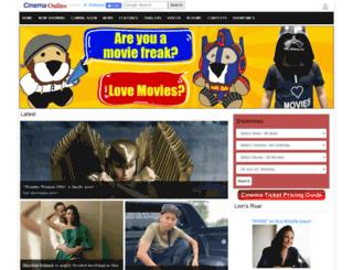 m.cinemaonline.sg screenshot