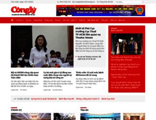 m.congly.com.vn screenshot