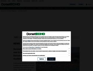 m.dorsetecho.co.uk screenshot