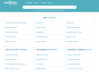 m.eventticketscenter.com screenshot