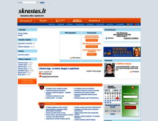 m.forum.skrastas.lt screenshot