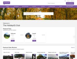 m.holidayiq.com screenshot