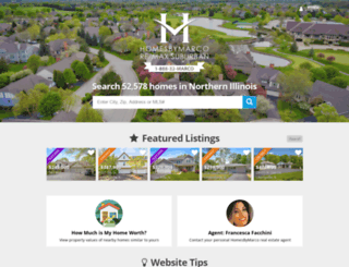m.homesbymarco.com screenshot
