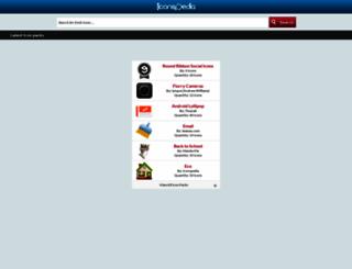 m.iconspedia.com screenshot