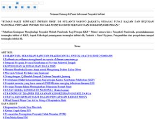 m.infeksi.com screenshot