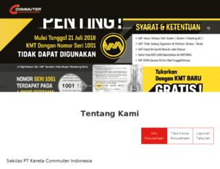 m.krl.co.id screenshot