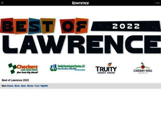 m.lawrence.com screenshot
