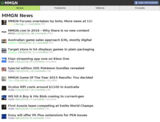 m.mmgn.com screenshot