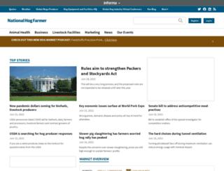 m.nationalhogfarmer.com screenshot