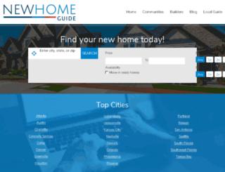 m.newhomeguide.com screenshot