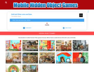 m.online-hiddenobjectgames.com screenshot