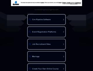 m.ourweddingstorynigeria.com screenshot
