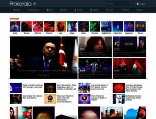 m.prokerala.com screenshot