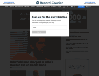 m.recordpub.com screenshot