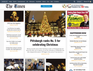 m.timesonline.com screenshot