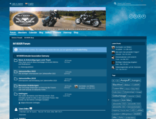 m1800r-forum.de screenshot
