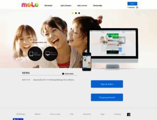 m3.molo.gs screenshot