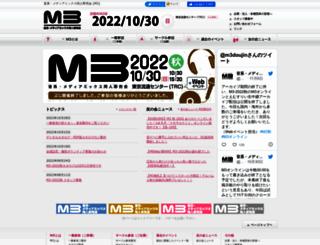 m3net.jp screenshot