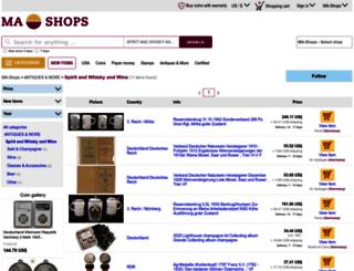 ma-wine.com screenshot