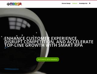 maargasystems.com screenshot