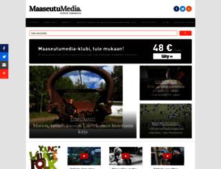 maaseutumedia.fi screenshot