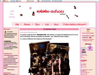 mabimbo-astuces.eklablog.fr screenshot