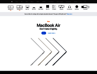 mac.com screenshot