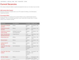 maca.bigredsky.com screenshot