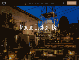 macaobar.gr screenshot