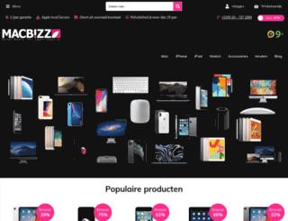 macbizz.com screenshot