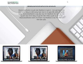 macbookselfiestick.com screenshot