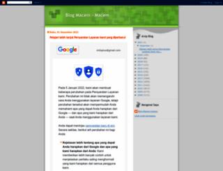 macem-macem-posting.blogspot.com screenshot