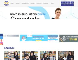 machadodeassis.com.br screenshot
