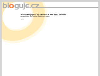 machinegun.bloguje.cz screenshot