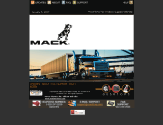 macktraq.com screenshot