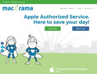 macorama.com screenshot
