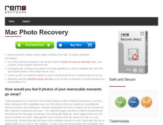 macphoto-recovery.net screenshot