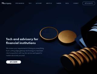 macropay.net screenshot