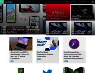 mactrast.com screenshot